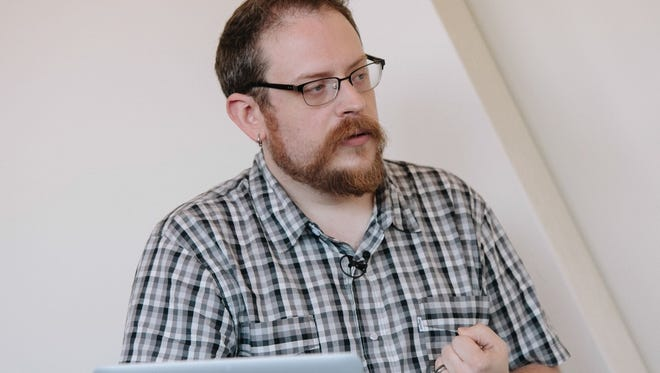 Ed Finkler, a web developer in West Lafayette, has turned his story about mental health struggles into Open Sourcing Mental Illness, an effort to help others in the high-tech world.
