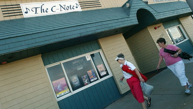 The C-Note, a longtime live music mainstay on the South Shore, is closing its doors for good.