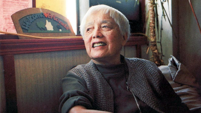 """""""American Revolutionary: The Evolution of Grace Lee Boggs"""""""