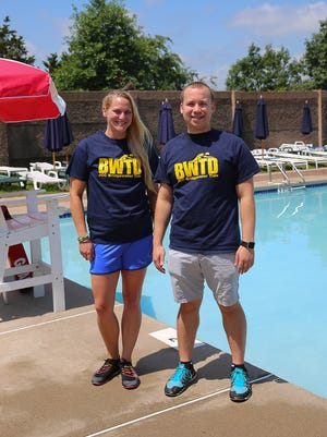 Kellyanne Tomasula and David White have joined the Bridgewater Tide Swim Team as full-time coaches.
