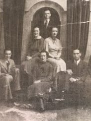Marie Alice LaGace was born in 1918, into family that
