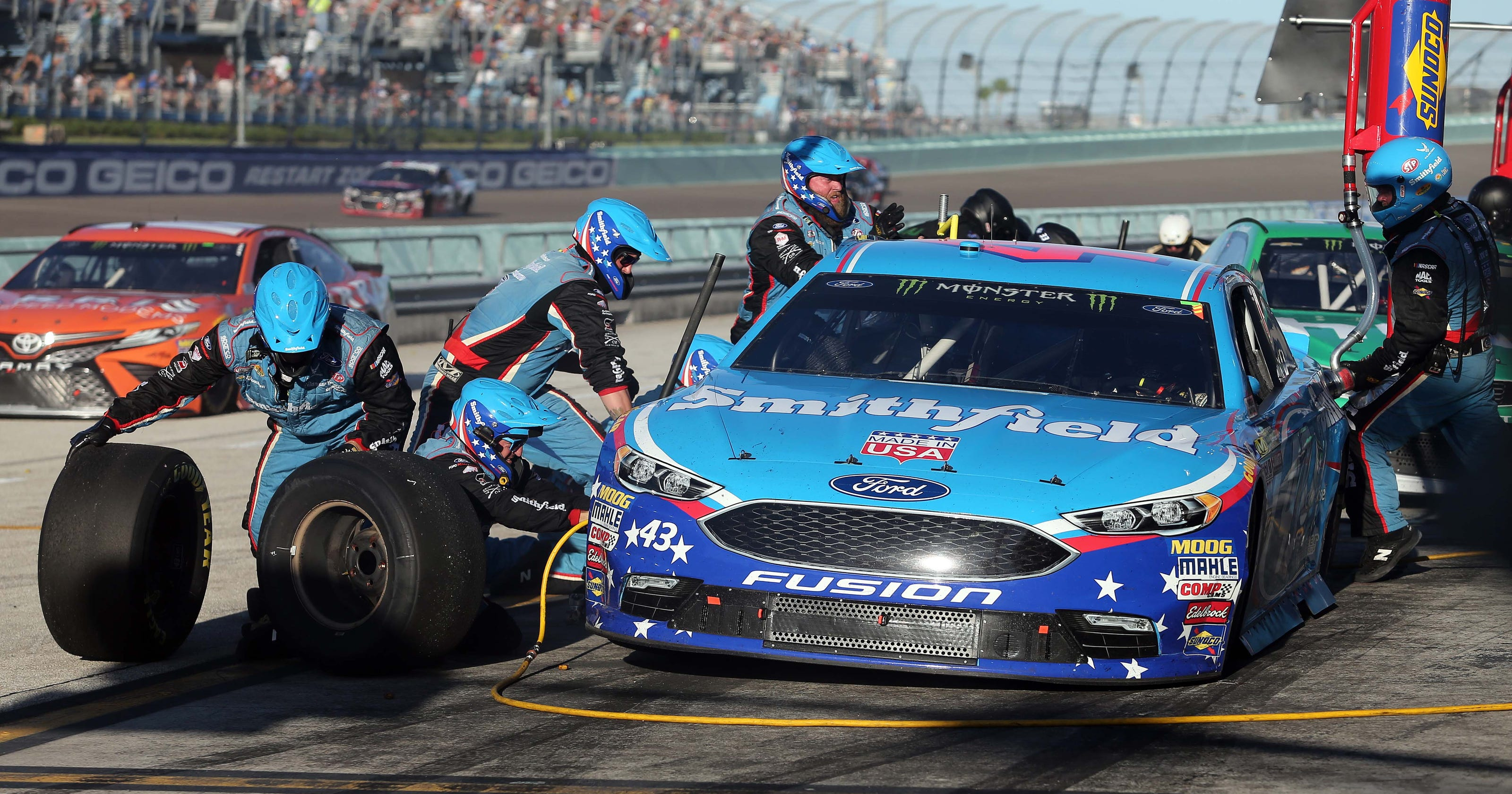 NASCAR: Richard Petty Motorsports moves from Ford to ...
