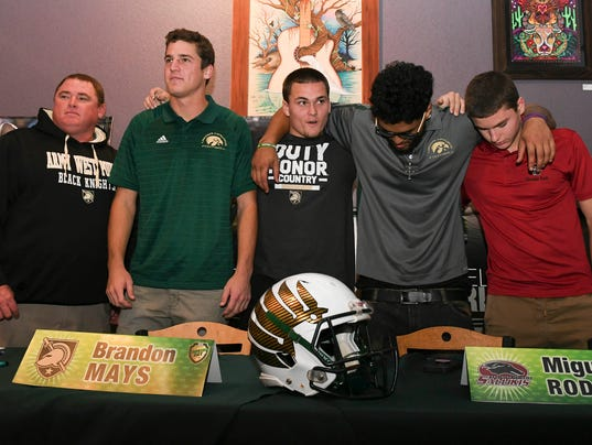 Signing Day: Viera High