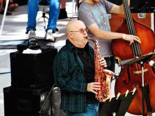 Richie Cole, seen at the 2010 Jazz in the Pines, was one of the festival's first headliners