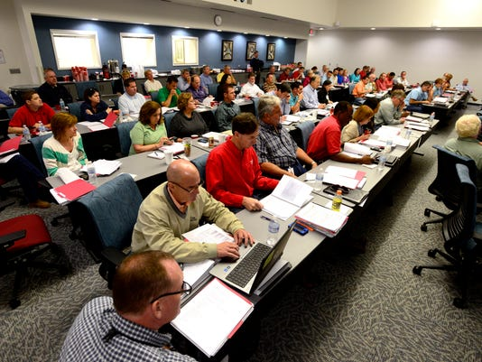Gulf Power employees prepare for hurricane season with mock exercise