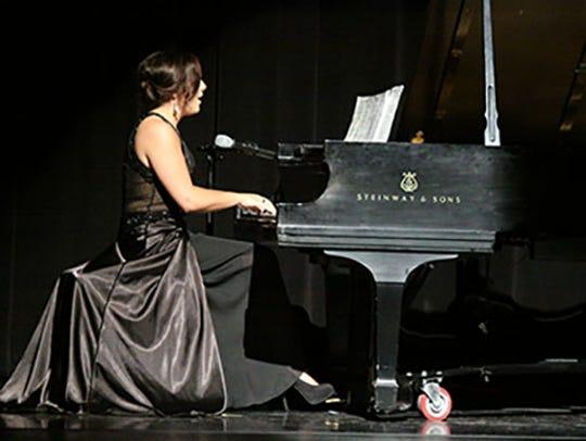 Sarah Salewski, shown here in the 2013 Locals on Stage,