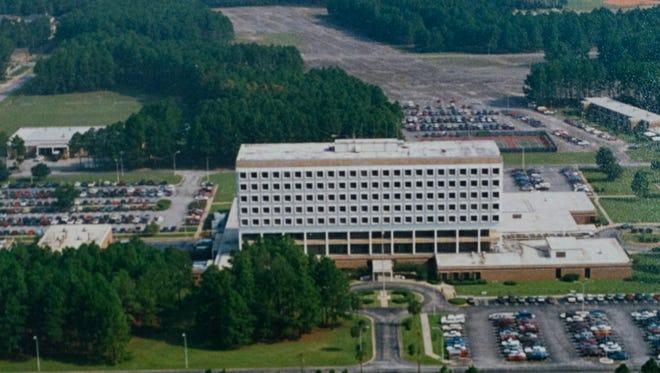 Pensacola Naval Hospital