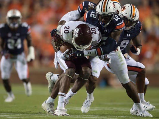 GAMEDAY: Auburn vs. Mississippi State