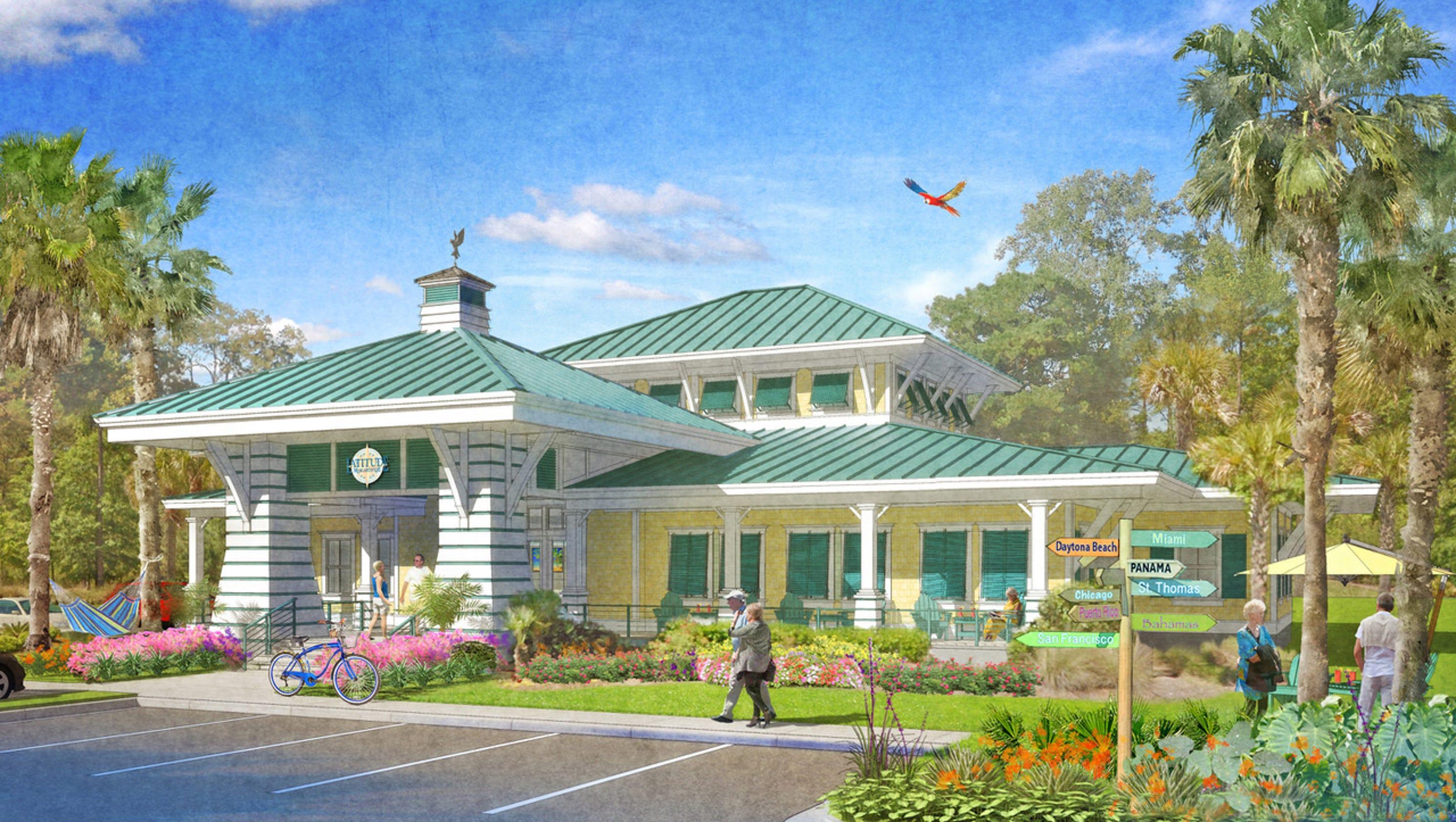 Minto Communities and Margaritaville Holdings unveil second Latitude ...
