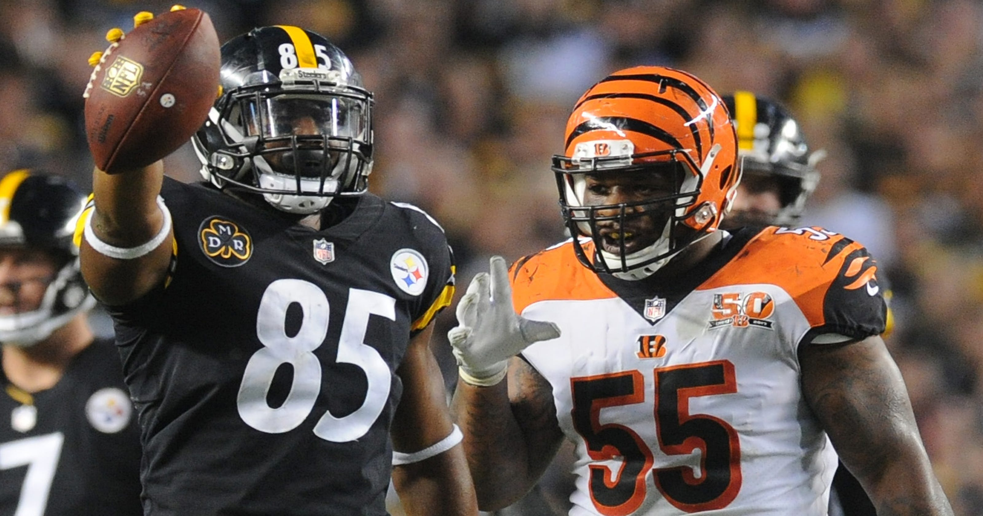 bengals lb vontaze burfict gives steelers another reason to be upset