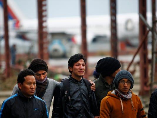 AP Nepal Plane Missing