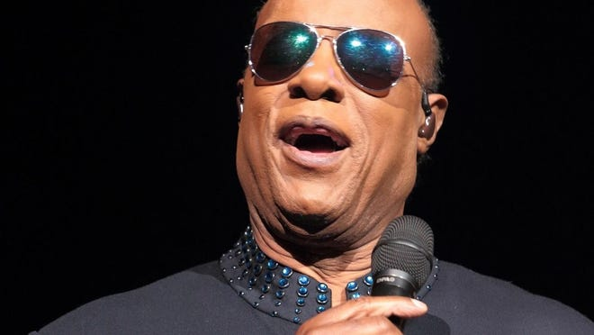 Stevie Wonder will perform on Nov. 7 at Bankers Life Fieldhouse.