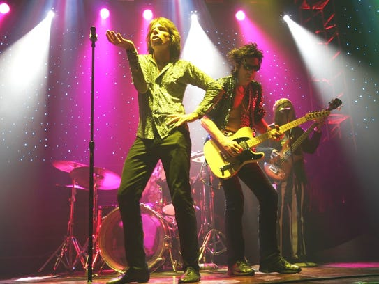 Satisfaction is a Rolling Stones tribute band that