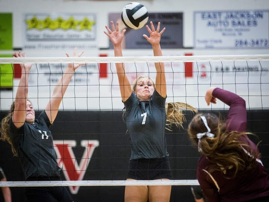 Delta defeated Wapahani and Wes-Del defeated Daleville