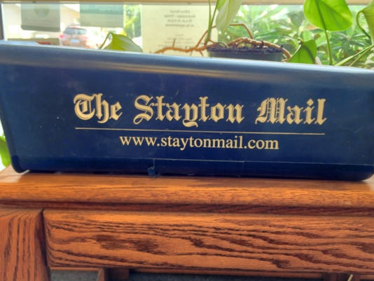 Stayton Mail