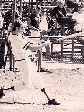 Oak Harbor's Dick Sievert was selected to an elite all-era Ohio softball team.
