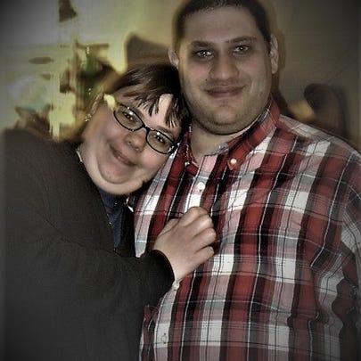 Christine Fryling and Daniel Loop