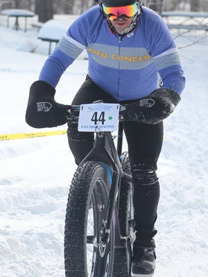 Marathon County has opened trails for the season for fat-tire biking, an increasingly popular winter sport.