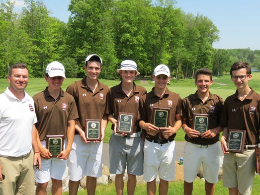 Pascack Hills won the Bergen County Group 1-2-B title.