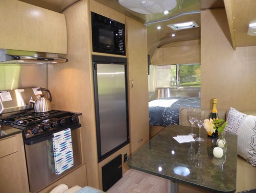 Vacation Rentals On Wheels Airstreams Vw Buses And More