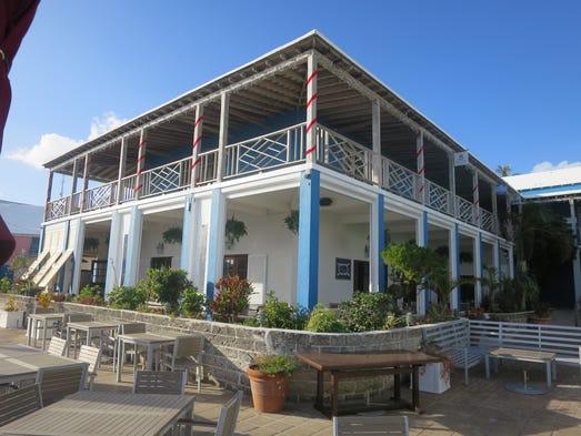 Restaurant St George Bermuda
