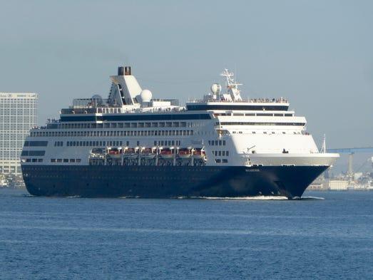 Cruise Ship Tours Inside Holland Americas Maasdam - Windsong cruise ship