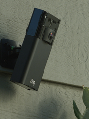 Ring's Stick-up Cam is a wi-fi security camera