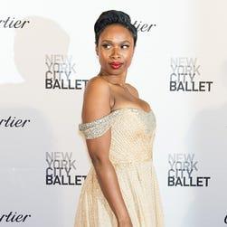 Jennifer Hudson attends the 2015 New York City Ballet Fall Gala on September 30, 2015 in New York City.