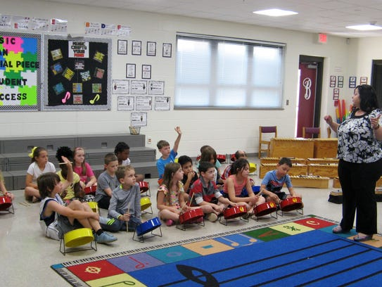 DeSoto Trail second-graders have questions about their