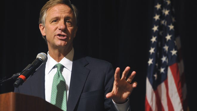 Gov. Bill Haslam said Thursday that the state may soon submit a proposal to Washington to expand Tennessee's Medicaid program but did not release any new details on how it might work.
