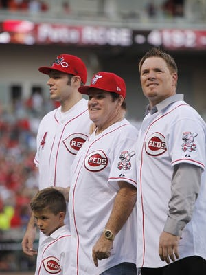 Pete Rose hopes the new MLB commissioner will give him a second chance.