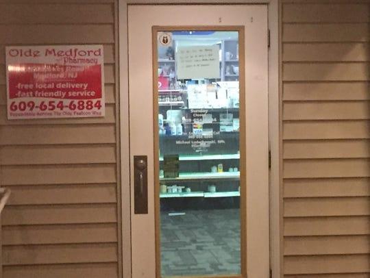 Authorities allege Olde Medford Pharmacy on Stokes