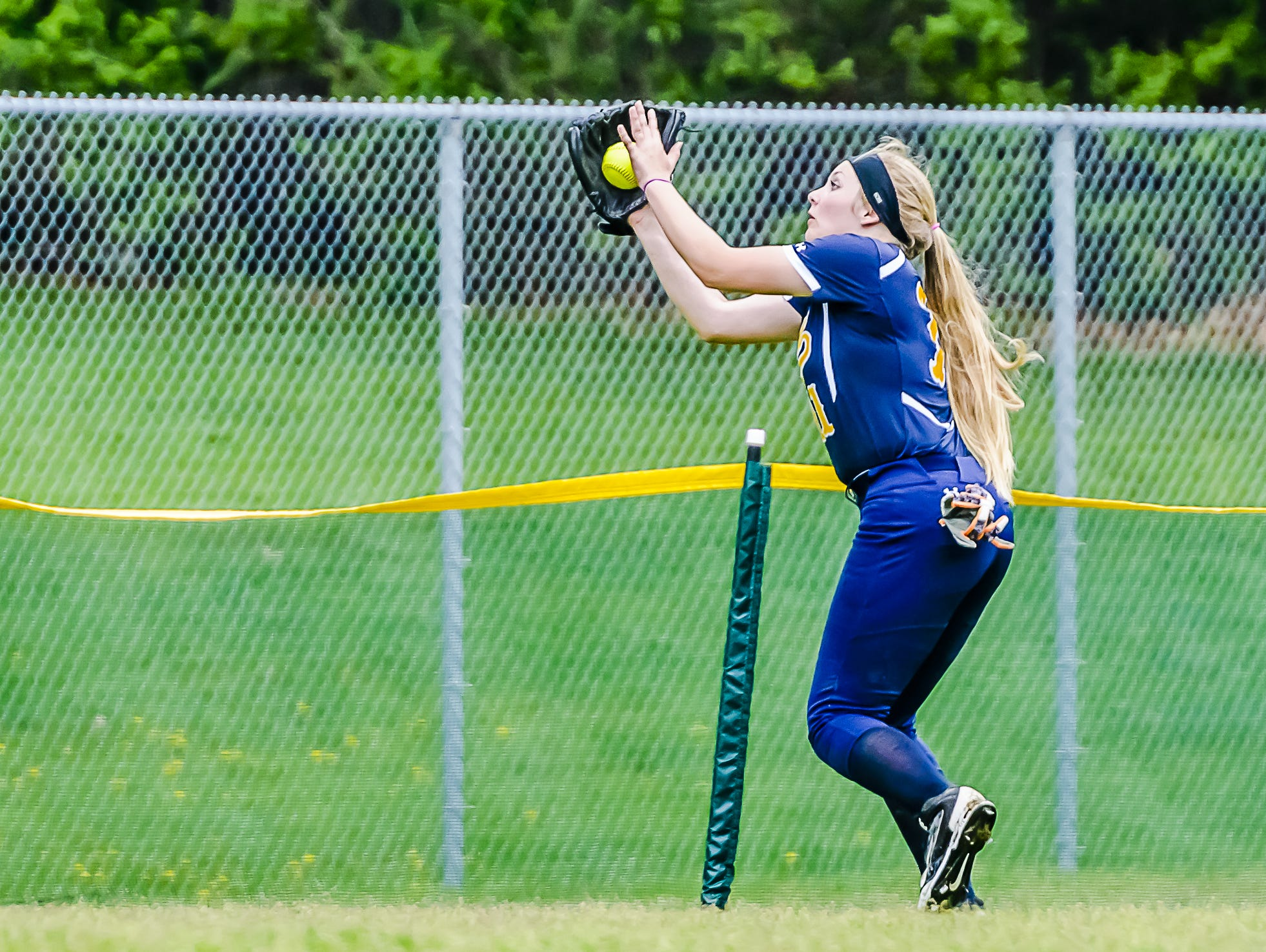Kilee Way-Walton and DeWitt have carried the momentum from last year's district title into this spring. DeWitt, which is part of the eight-team Softball Classic, entered Thursday with a 12-5 record.