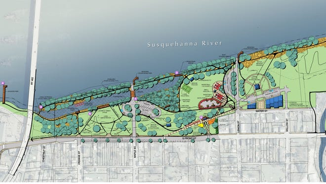 Riverfront Park in Wrightsville will receive $250,000 for renovation and development. The park is one of three projects approved in 2016 round one funding through the Bureau of Recreation and Conservation.