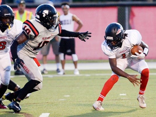 High School Football: Santaluces at Palm Bay