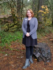 Silver Falls Lodge & Conference Center's new General Manager Adrienne Blomgren.