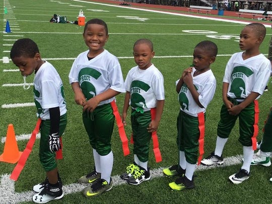 Thousands of children will get the chance to play sports at The Corner as part of Detroit PAL's plans to redevelop the old Tiger Stadium into a playing field for local young athletes.