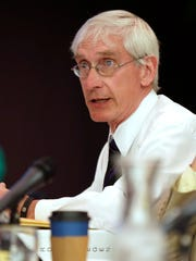 Tony Evers, Wisconsin superintendent of public instruction.