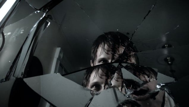 """Shane Johnson in a scene from """"The Possession of Michael King."""""""