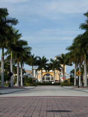 City Center in Port St. Lucie.