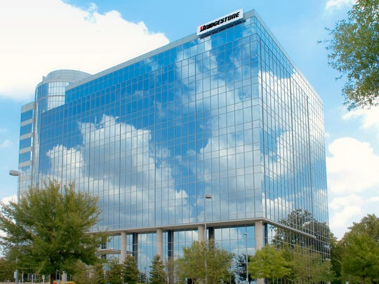 Bridgestone Americas' current  headquarters is at 535