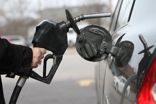 How to make a quick repair of the gas tank