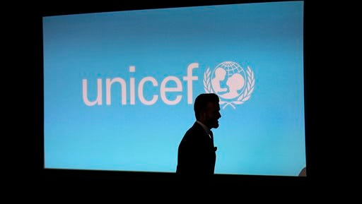 Appleton North High School's UNICEF Club is hosting an open mic fundraiser from 5 to 7 p.m. Friday at Copper Rock, 210 W. College Ave., in downtown Appleton.