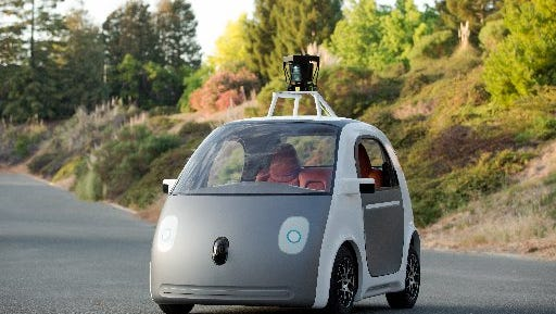 There's more technical  challenges to be solved before widespread adoption of fully self-driving vehicles.