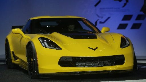 General Motors said today it will spend $400 million to upgrade its Bowling Green, Kentucky assembly plant where it produces the Chevrolet Corvette. It is part of a $5.4 billion investment at its 40 U.S. manufacturing locations.