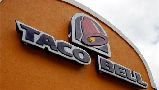Taco Bell in Mt. Lebanon, Pa. Taco Bell and Pizza Hut say they're getting rid of artificial colors and flavors, making them the latest big food companies distancing themselves from ingredients people might find unappetizing.
