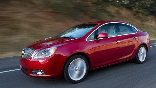 General Motors is laying off about 100 workers between July and the end of the year at its Orion Township assembly plant where production of the Buick Verano and Chevrolet Sonic are being reduced.