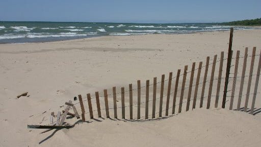 South Haven beaches include South Beach.