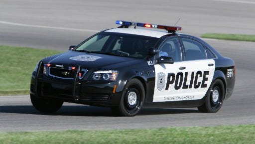 General Motors is recalling about 47,000 Chevrolet Caprices from 2011-2013 model years and Pontiac G8s from 2008 and 2009 to fix seat belts that may have damaged steel cables. Most Caprices were sold as police vehicles.