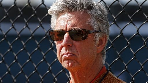 Tigers general manager Dave Dombrowski is ready to listen to offers.
